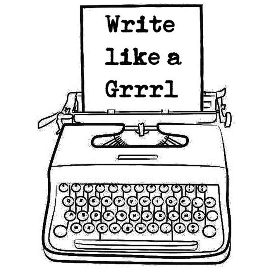 Write like a Grrrl