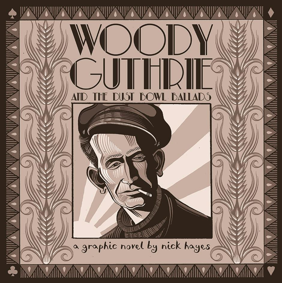 Woody Guthrie and the Dust Bowl Ballad