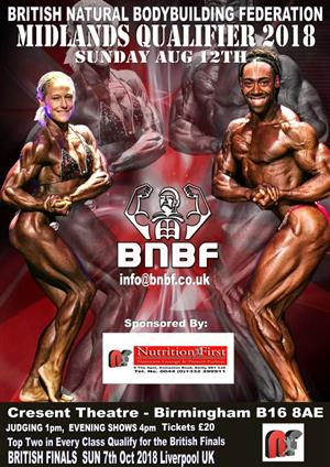 BNBF Midlands' Qualifier - 2018