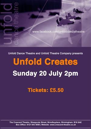 Unfold Creates