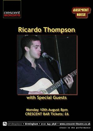 Ricardo Thompson and Guests