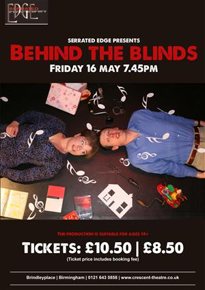 Behind the Blinds - CANCELLED