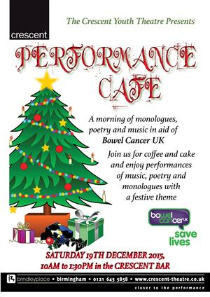 Performance Cafe