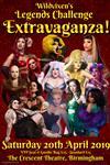 Wildvixen's Legends Challenge Extravaganza!