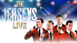 THE JERSEYS LIVE!