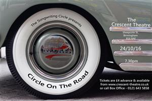 Circle on the Road - Oct 16