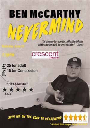 Ben McCarthy: Nevermind