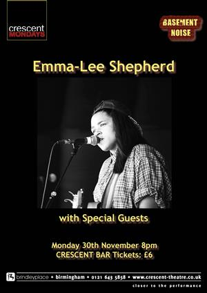 Emma-Lee Shepherd and Guests