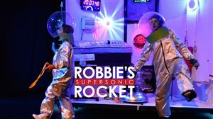Robbie's Supersonic Rocket - The Musical!