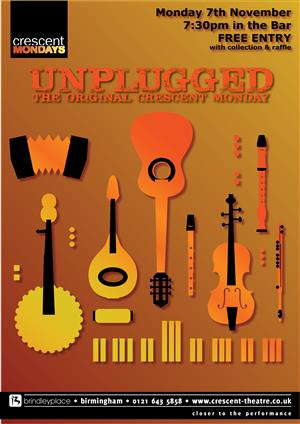 Crescent Unplugged - Autumn 2016