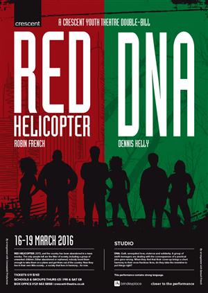 DNA / The Red Helicopter