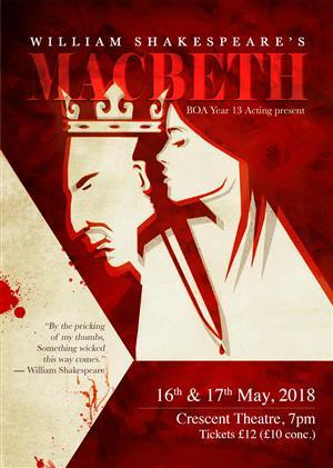 Macbeth - BOA 2018