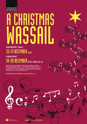A Christmas Wassail @ Highbury Hall 2016