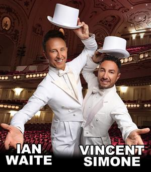 Ian Waite & Vincent Simone...Act Two