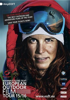 European Outdoor Film Tour 2015/16