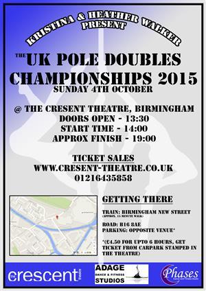 UK Pole Doubles Championships 2015