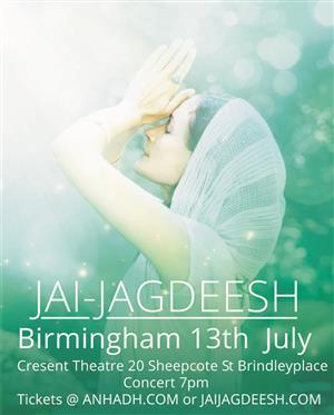 Jai Jagdesh Live in Concert