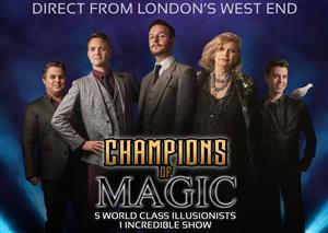 Champions Of Magic 2017