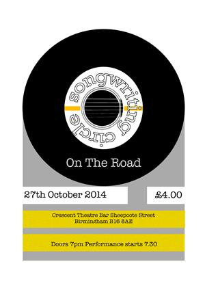 Circle on the Road Autumn 2014