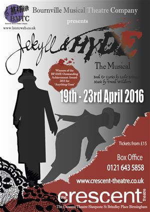 Jekyll & Hyde; The Musical 2016