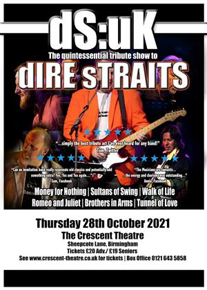 DS:UK - In Tribute to Dire Straits