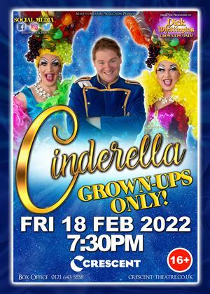 Cinderella - Grown-Ups Only!