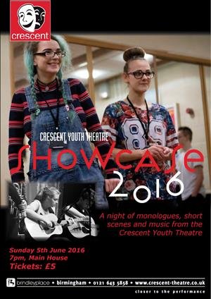Crescent Youth Theatre Showcase 2016
