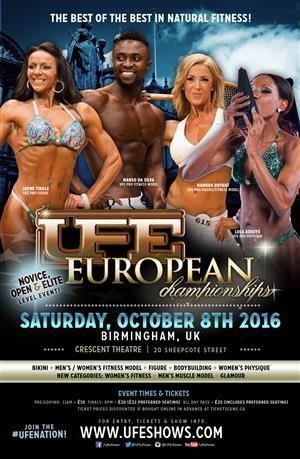 UFE European Championships - Prejudging