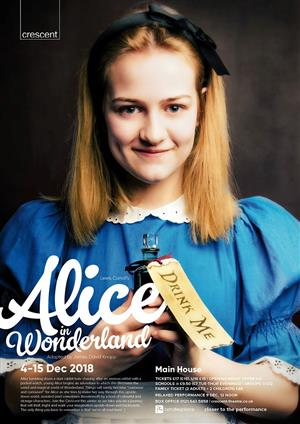 Alice In Wonderland - CTC 2018