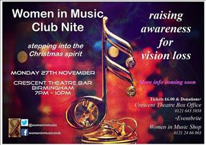 Women in Music Club Nite