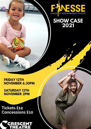 Finesse Dance & Performance Studio 2021 Showcase