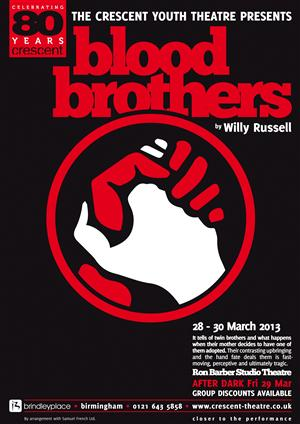 Blood Brothers - Play Version