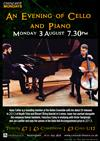 An Evening of Cello and Piano