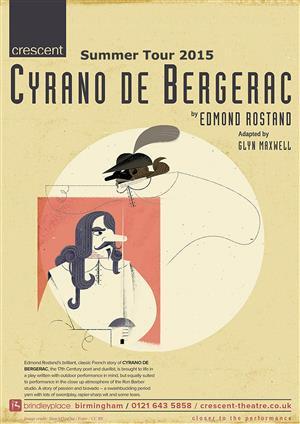 Cyrano de Bergerac - Castle Bromwich Gardens
