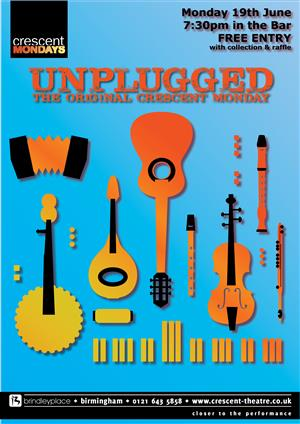 Crescent Unplugged - Summer 2017
