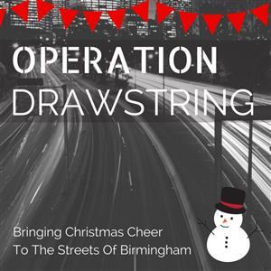Operation Drawstring Fundraiser