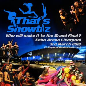 That's Showbiz - Midlands Heats 'B'