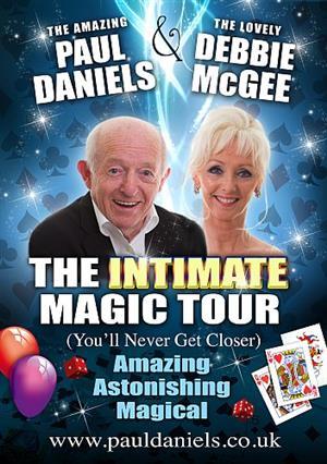 Intimate Magic Show
