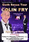 Colin Fry – 6ixth Sense Anniversary Tour