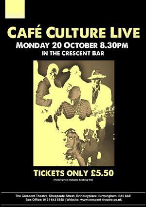 Café Culture Live