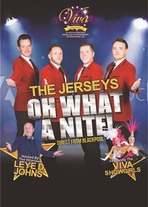 The Jerseys: Oh What A Nite! - 2017