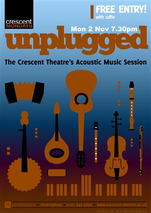 Crescent Unplugged - Autumn 2015