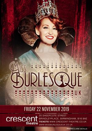 Miss Burlesque UK