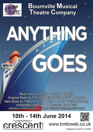 Anything Goes - BMTC 2014