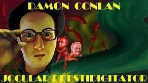 Damon Conlan: Jocular Prestidigitator