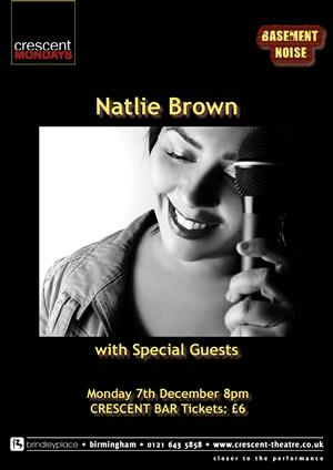 Natalie Brown and Special Guests