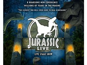 Jurassic Live