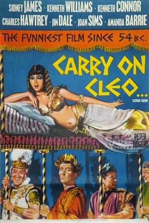 Cinema: Carry On Cleo