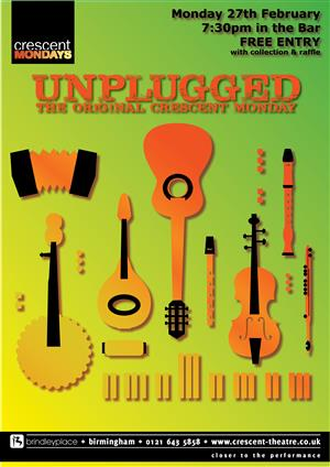 Crescent Unplugged - Spring 2017