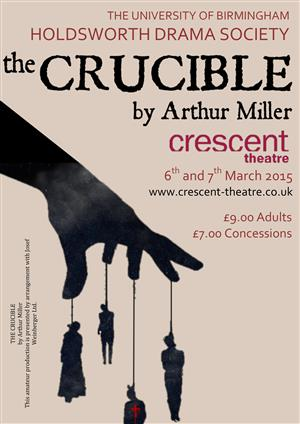 The Crucible - Holdsworth 2014